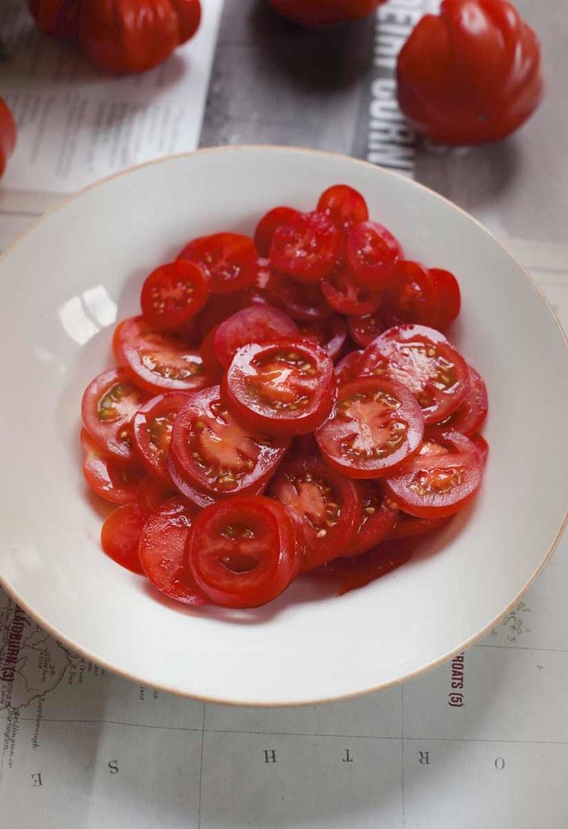 Pomidory najlepiej smakują latem, fto. Eliza Mórawska /Pani