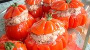 Pomidory, pomidory... nadziewane, faszerowane
