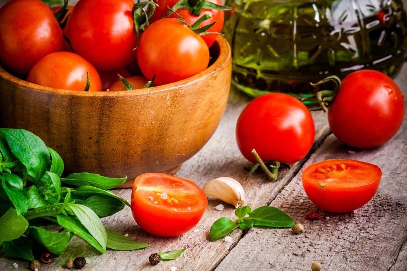 Pomidory pomogą nam zregenerować organizm po lecie /©123RF/PICSEL