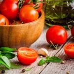 Pomidory - powakacyjne SOS dla skóry