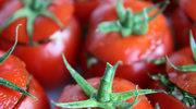 Pomidory z ryżem i szpinakiem