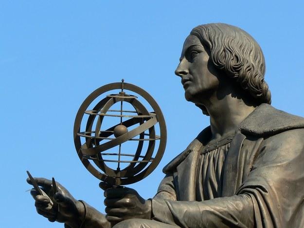 Pomnik Mikołaja Kopernika w Warszawie /123/RF PICSEL