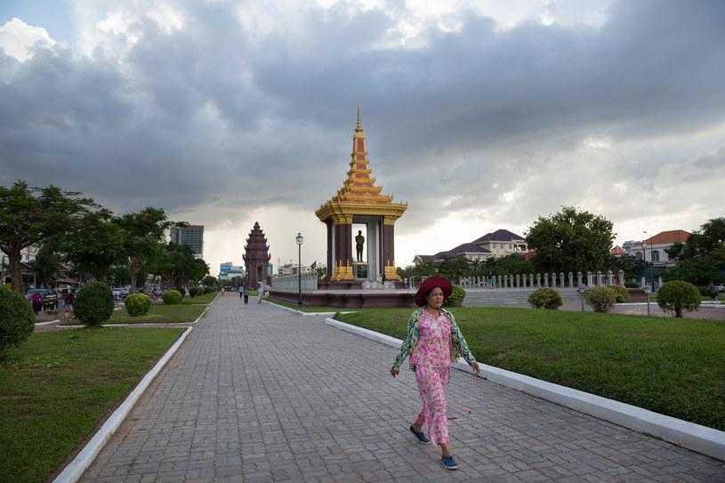Pomnik Norodoma Sihanouka fot. James Wasserman /The New York Times Syndicate