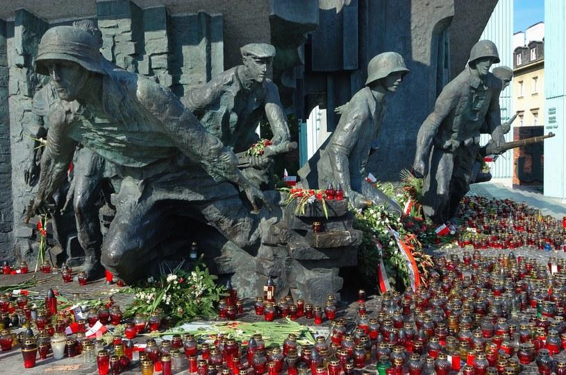 Pomnik Powstania Warszawskiego /Marcin Morawski /East News