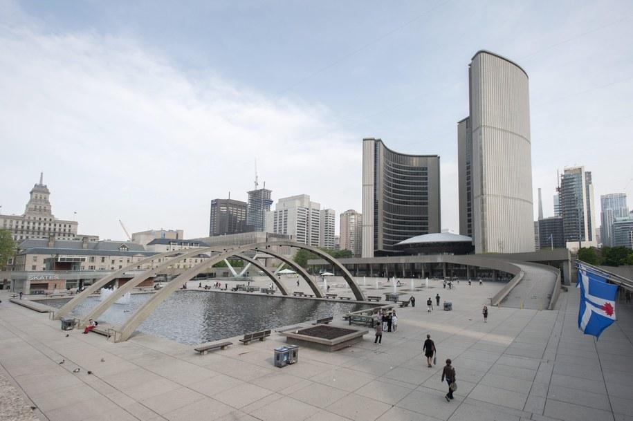 Pomnik powstanie w Toronto /WARREN TODA /PAP/EPA