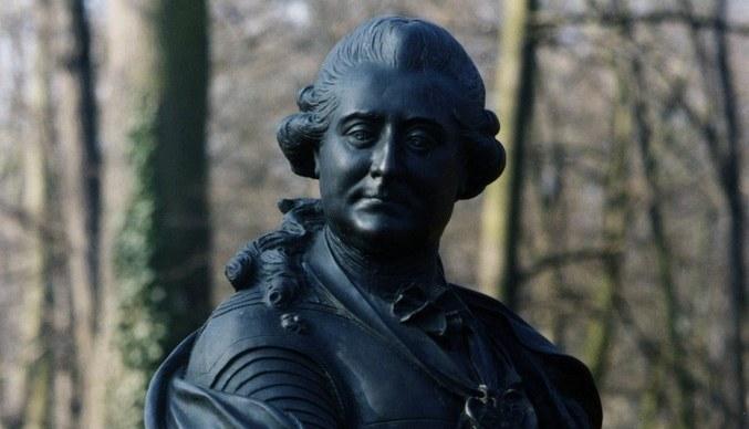 Pomnik Stanisława Augusta Poniatowskiego /Wiesław M. Zieliński /East News