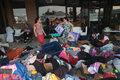 Dla mieszkańców Teksasu poszkodowanych na skutek huraganu wpływają darowizny z całego kraju.