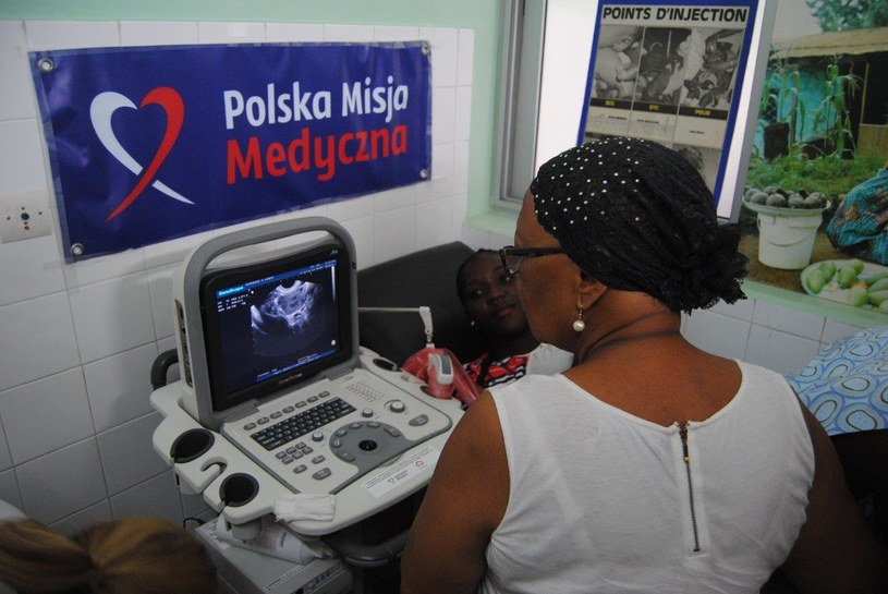 Pomoc udzielona przez PMM w Senegalu /
