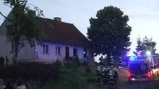 Pomorskie: Podpaliła swój dom i samochód