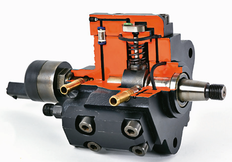 pompa common rail /Motor
