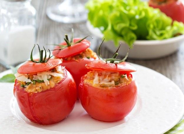 Pomysł na smaczną kolację nie tylko dla wegetarian /123RF/PICSEL