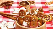 Pomysł na świąteczne pierniczki
