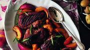 Pomysły na jesienny obiad - kaczka kontra pstrąg