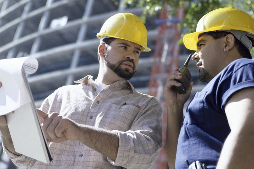 Ponad 160 tys. Ukraińców pracuje w Polsce w branży budowlanej /Purestock /© Glowimages