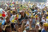 Ponad 2,2-milionowy tłum wiwatował na cześć papieża /poboczem.pl