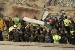 Ponad 200 ofiar śmiertelnych... Ziemia zatrzęsła się w Meksyku