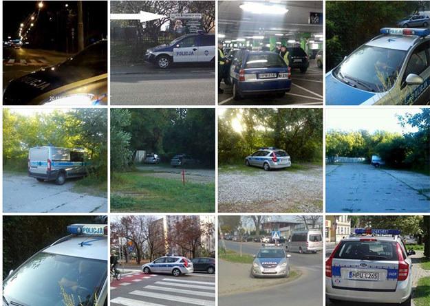 """Ponad 43 tysięcy internautów poparło już na Facebooku akcję o nazwie """"Sfotografuj policjanta"""" /fot. /"""