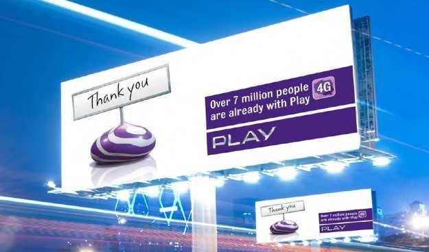 Ponad 7 mln. klientów w prawie 5 lat - jedna z plansz prezentacji udostępnionej na MWC 2012 /materiały prasowe