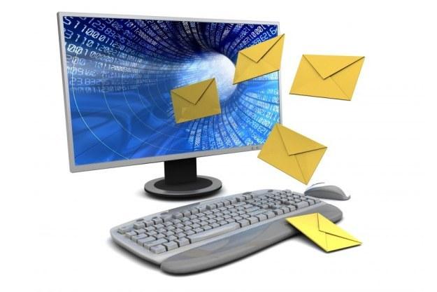 Ponad połowa wysyłanych przez nas wiadomości znajduje się w posiadaniu Google. /©123RF/PICSEL
