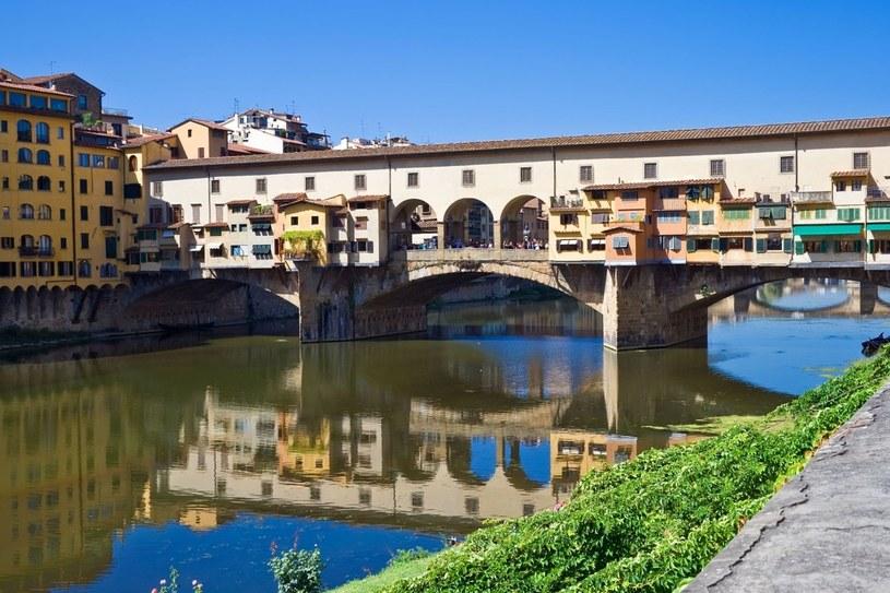 Ponte Vecchio, Florencja /123RF/PICSEL