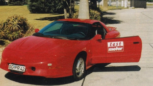 Pontiac Trans Am - najmocniejszy Firebird