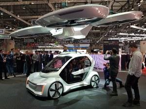 Pop.Up Next. Przyszłość miejskiego transportu