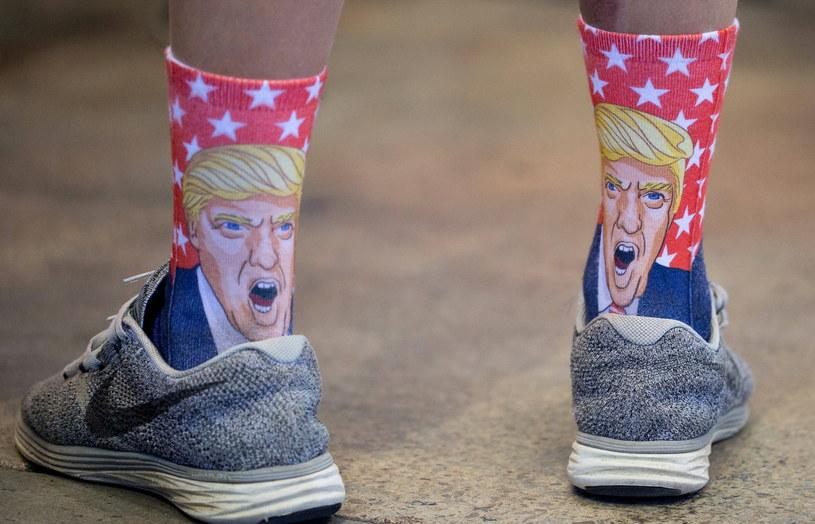 Poparcie niemieckich Amerykanów jest bardzo ważne, dlatego że to aż 46 milionów obywateli USA, czyli więcej niż co ósmy mieszkaniec tego kraju /Raleigh News and Observer/TNS/ABACA /PAP/EPA