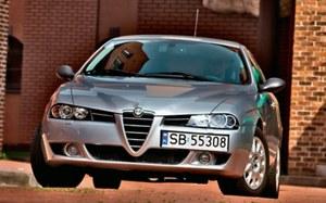 Poprzednik: Alfa Romeo 156 - Samochód Roku 1998. (kliknij, żeby powiększyć) /Motor
