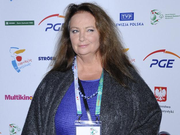 Popularna aktorka przez wiele lat żyła w wielkim konflikcie ze swoim byłym mężem  /Jarosław Antoniak /MWMedia