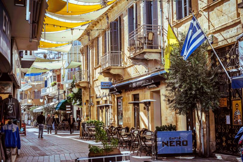Popularna ulica Onasagorou /©123RF/PICSEL
