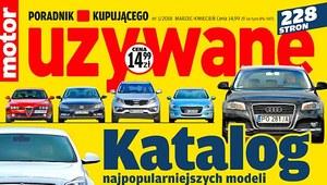 """Poradnik Kupującego Używane """"Motoru"""" 1/2018"""
