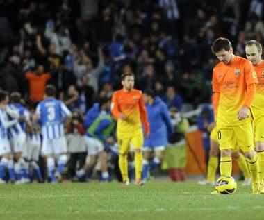 """Porażka Barcelony. """"A jednak są tylko ludźmi"""""""