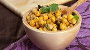 Porcja białka z warzyw