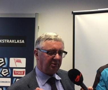 Porf. Filipiak o grze Cracovii i nowych kontraktach dla piłkarzy