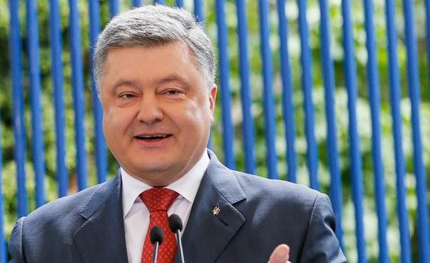Poroszenko chce rozmawiać z liderami światowymi. Chodzi o sytuację wokół Krymu