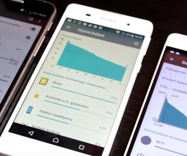 Porównanie Alcatel Shine, Sony Xperia E5, Kruger&Matz Live 4