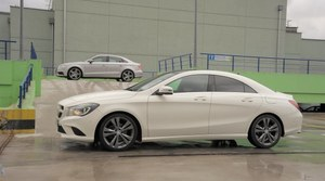 Porównanie: Audi A3 Limousine, Mercedes CLA