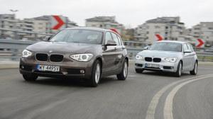 Porównanie: BMW 114i, BMW 116i