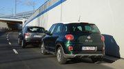 Porównanie: Fiat 500L Trekking, Nissan Qashqai