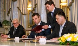 Porozumienie na Ukrainie: Nowa konstytucja, rząd zaufania narodowego