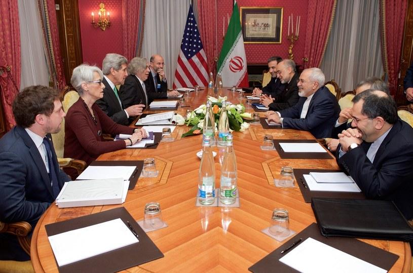 Porozumienie nuklearne z Iranem przejdzie do historii dyplomacji /Getty Images