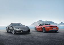 Porsche 718 Boxster. Z silnikami czterocylindrowymi!