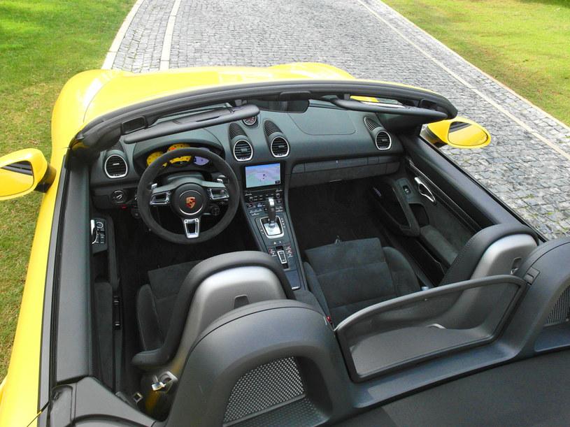 Porsche 718 GTS /INTERIA.PL