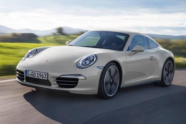 Porsche 911 50-Anniversary Edition /