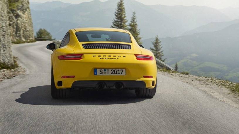 Porsche 911 Carrera T /