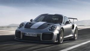 Porsche 911 GT2 RS - najmocniejsze i najbardziej ekstremalne 911