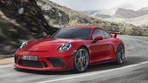 Porsche 911 GT3 po liftingu. Nadal z wolnossącym silnikiem!