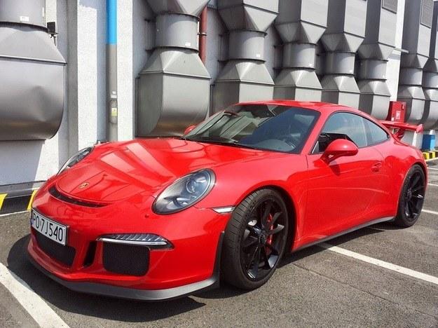 Porsche 911 GT3 /INTERIA.PL