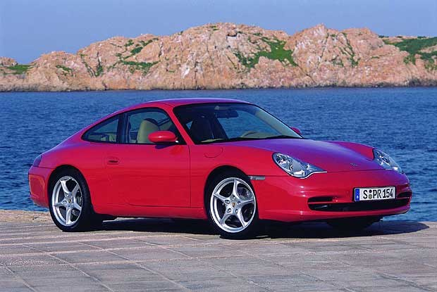 Porsche 911 / kliknij /INTERIA.PL