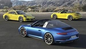 Porsche 911 po face liftingu